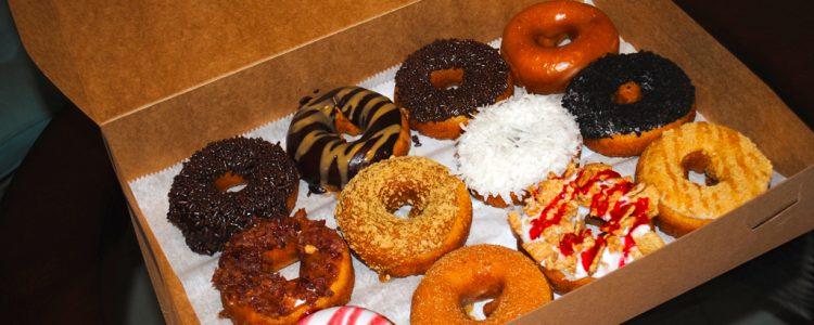 Donut Shop Bradenton Beach Florida