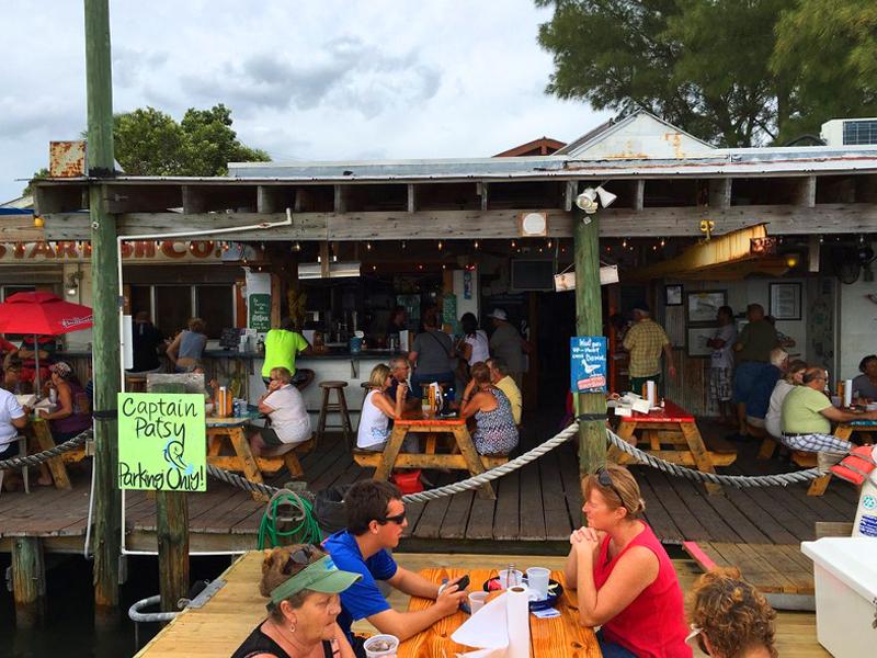 Cortez Florda Starfish Seafood Florida Historic Fishing Village Runaway Bay Vacations
